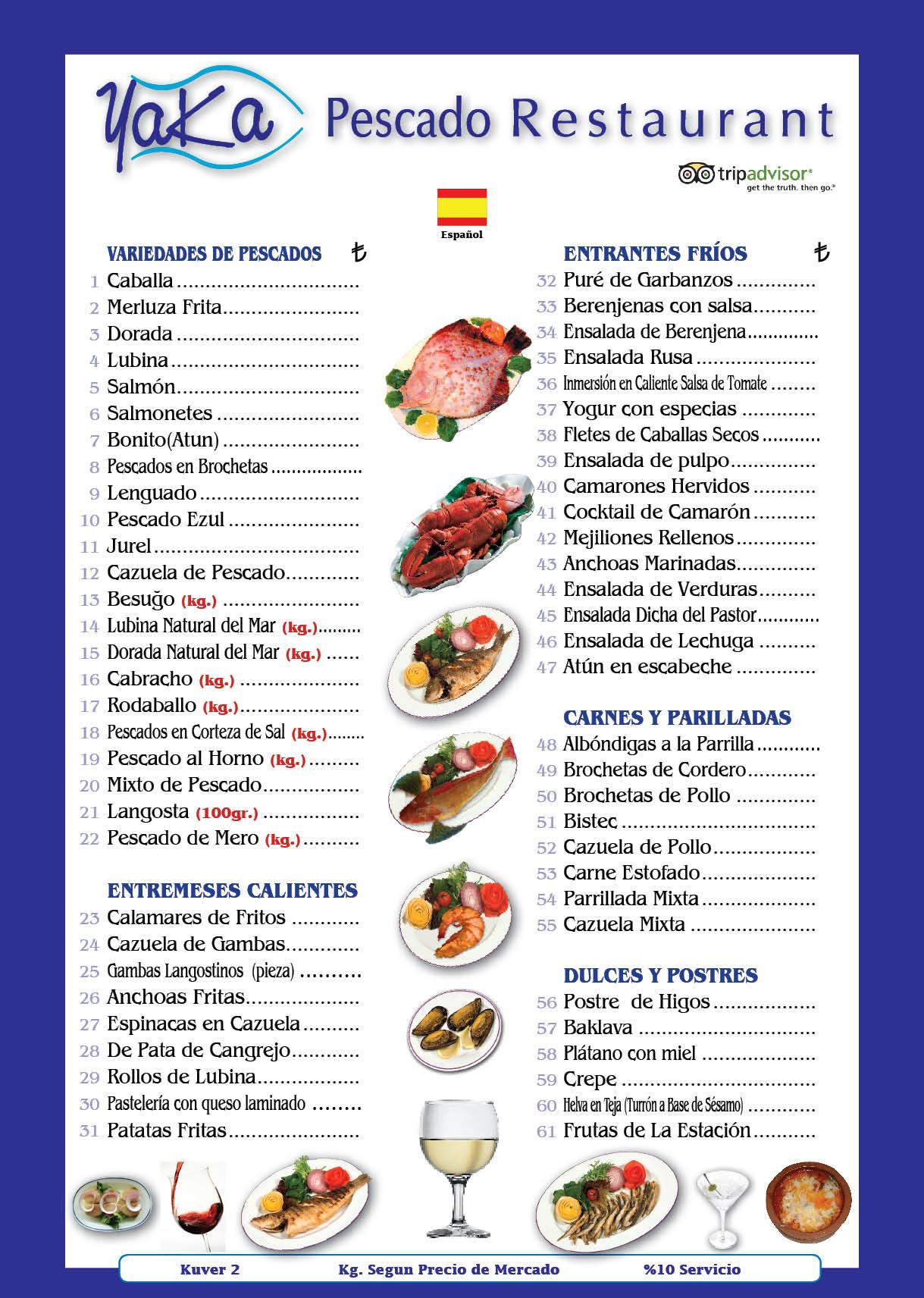 yaka menu6
